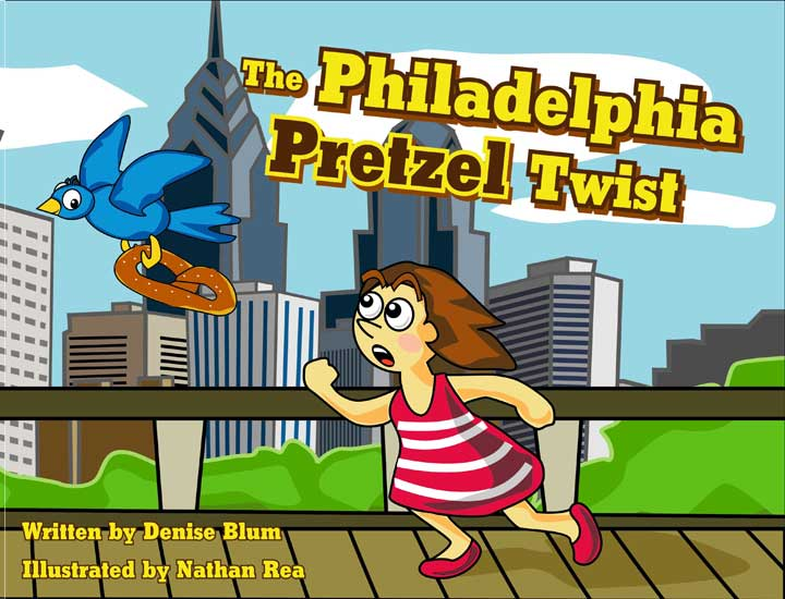 Philadelphia Pretzel Twist