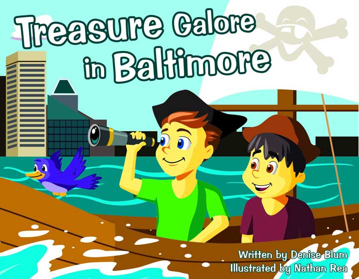 Treasure Galore in Baltimore