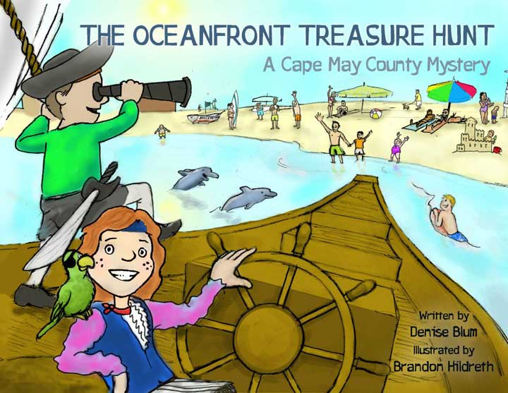 The Ocean Front Treasure Hunt