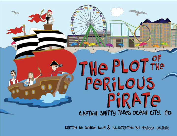 The Plot of the Perilous Pirate